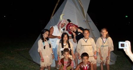 Feste Western e Country per bambini