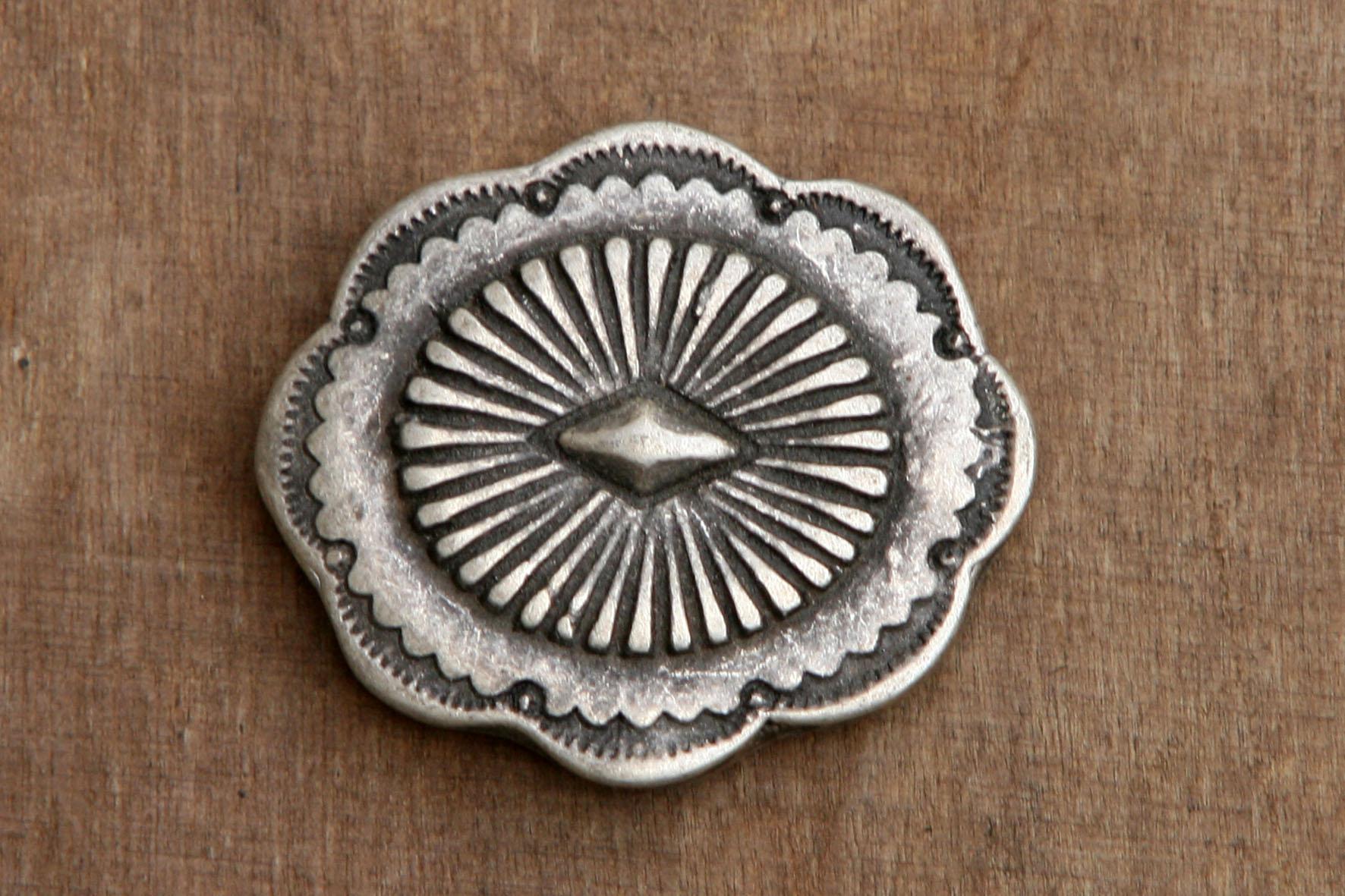 Guarnizione a Rivetto,Colore Argento Antico.