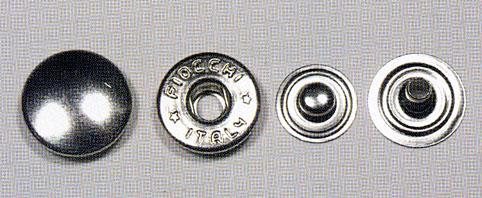 Bottoni  Alfa  in  Ferro.